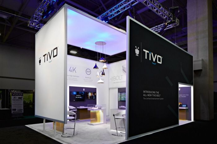 TiVo 20x30 CEDIA 2015 by Ron Ruiz at Coroflot com | Exhibit