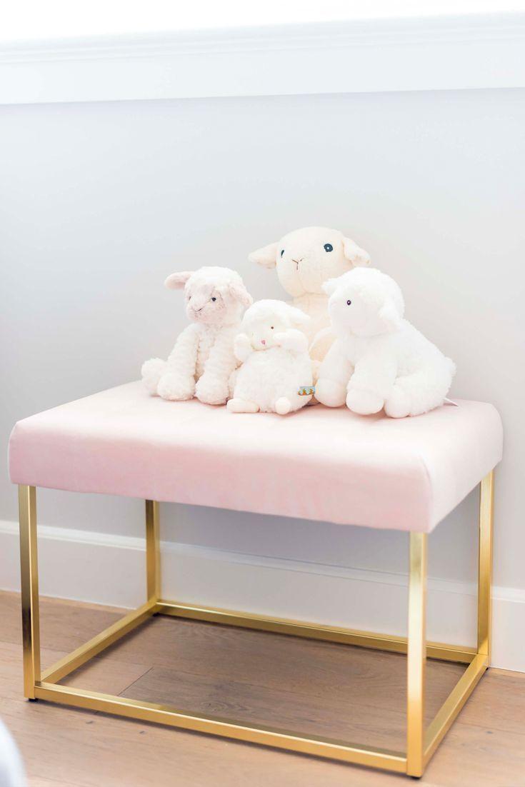 Best Mackenlee Faire S Pink Grey Nursery Reveal Pink 400 x 300