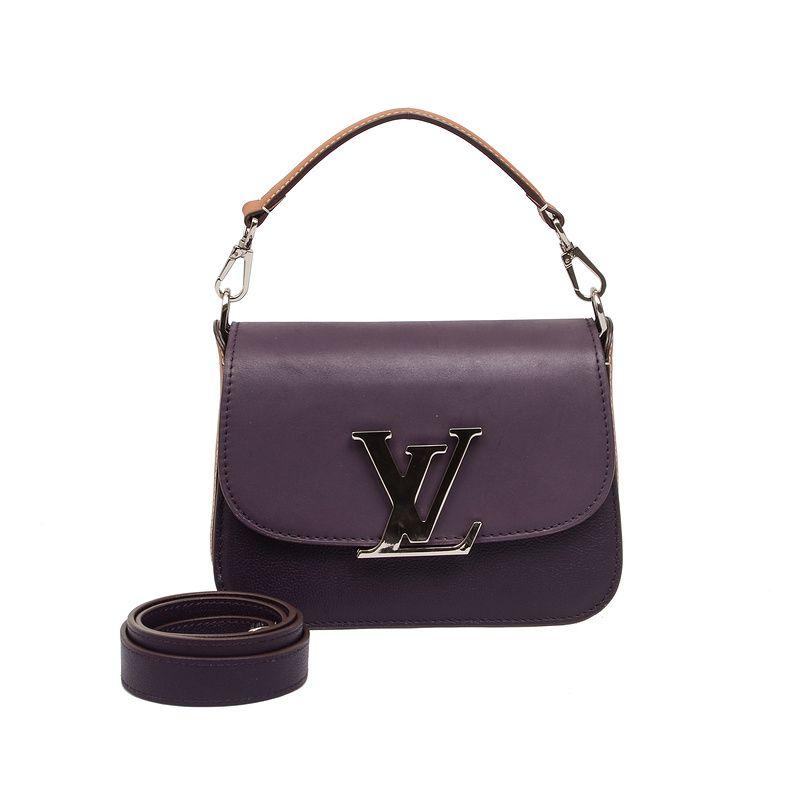 bd023affd35 Biggest Buy Two Items Save 5%.3 Or More Save 10%.Louis Vuitton Vivienne LV  Purple Shoulder Bags