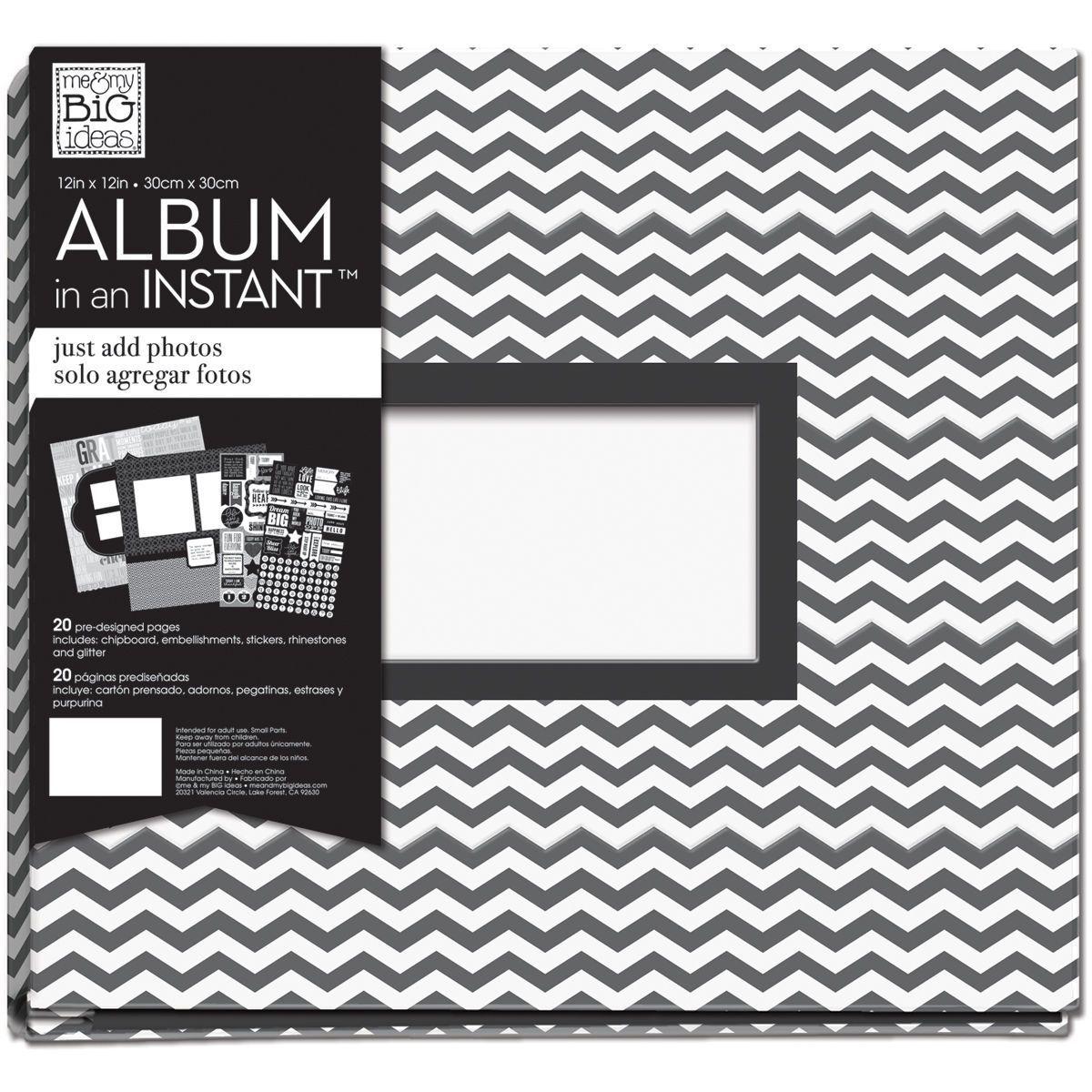 Me & My Big Ideas Complete Album Dream Big Black And White