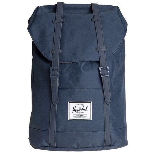 Herschel Supply Co. Backpacks (€58) ❤ liked on Polyvore featuring men's fashion, men's bags, men's backpacks, white and mens laptop backpack