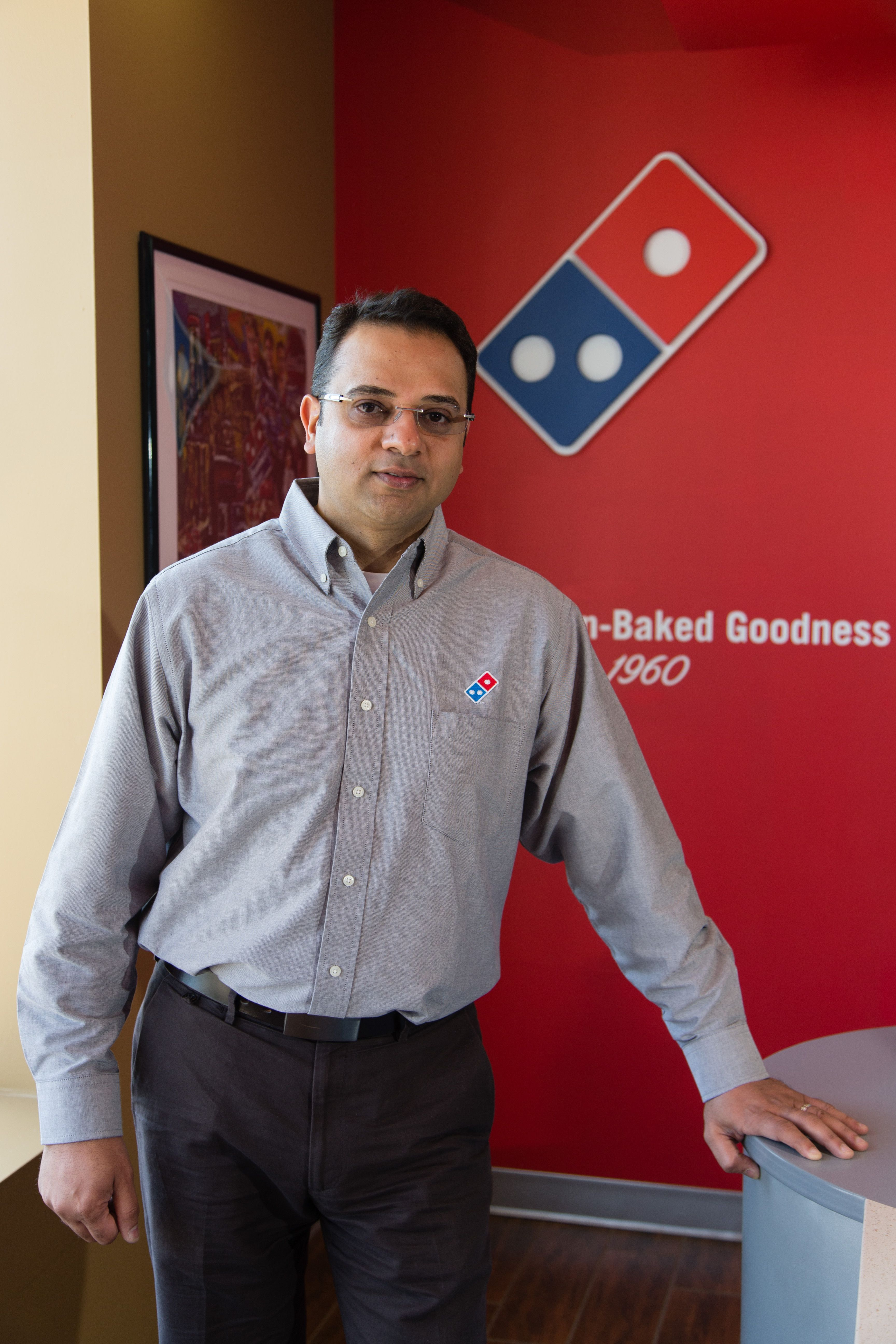 Ammar Jali Ammar Jali started his journey with Domino's as a part time driver in Long Island N.Y while studying at NYIT to become an Electrical Engineer. http://www.fivehundo.com/ammar-jali/