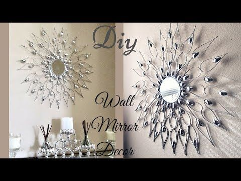 Drinking Straw and Foil Decorative Wall Art - Video Clip #2 ...
