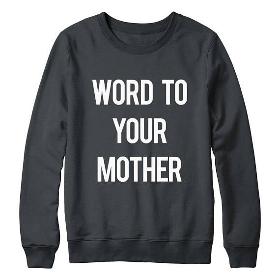 Funny Mom sweatshirt - mom gifts, mom christmas, funny womens sweaters, gifts for her, mom to be, new mom, mothers gifts, funny sweatshirts