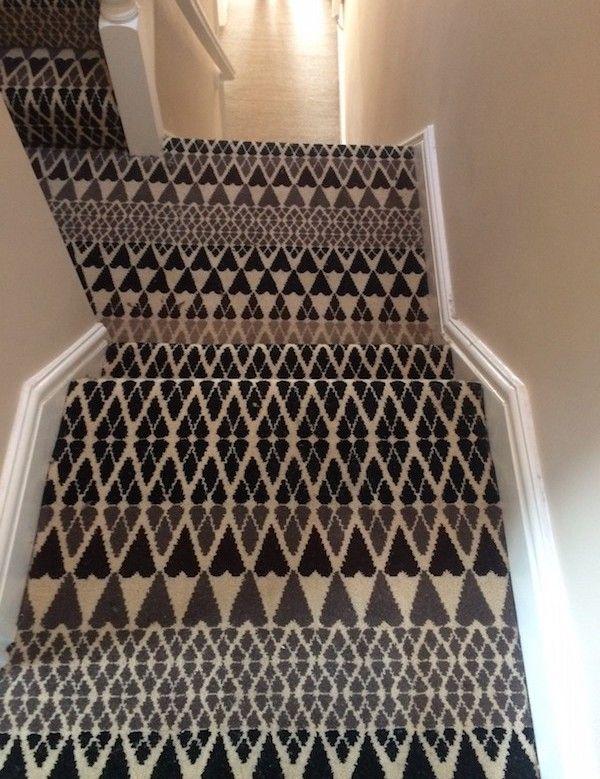 Show Me Yours David Hall Carpets in Preston installation