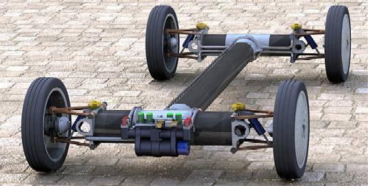 Hybrid Hydraulic Drive Vehicle Promises 170 MPG    | auto
