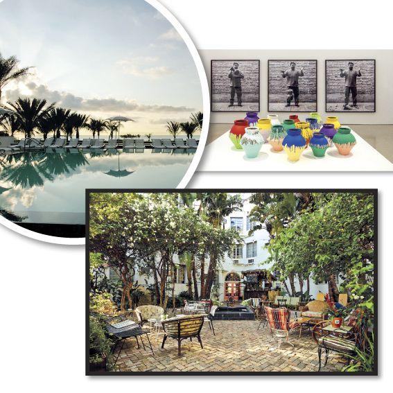 Disfrute en la Florida. A pocos kilómetros de distancia, Miami y Orlando proponen un recorrido en el que la moda, el arte y la diversión están garantizados