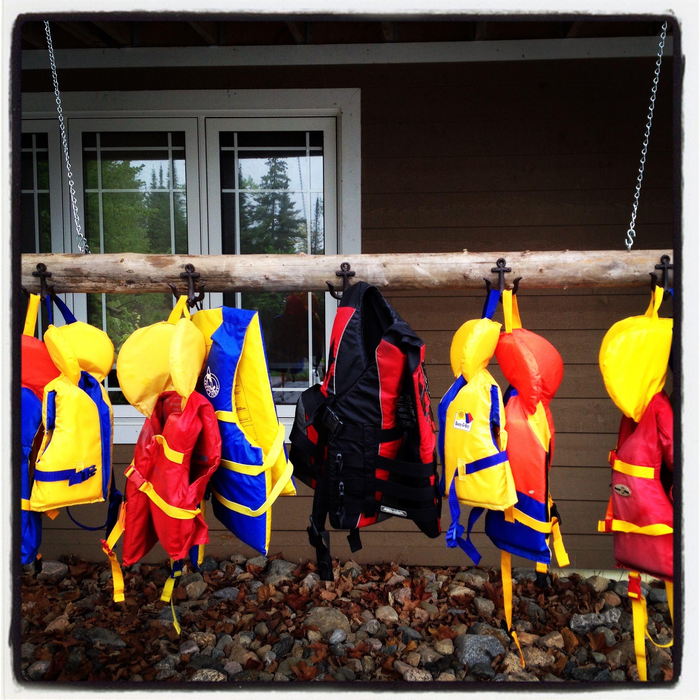 Life Jacket Storage Waterskiing Storage Boat Storage Nautical