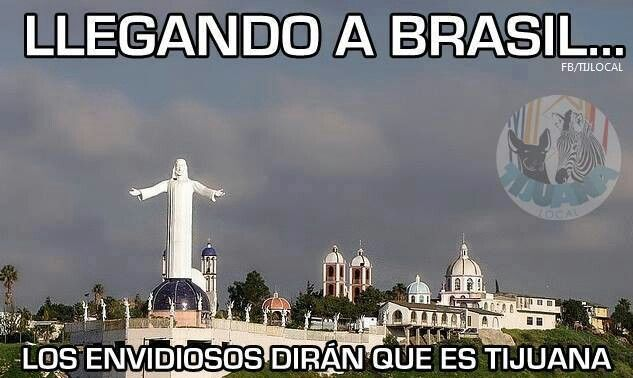 Jajaja!! :) arriba tijuana!!