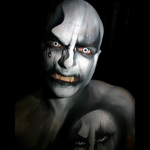 Pin by Giselle Saindon on Halloween Pinterest - halloween horror makeup ideas