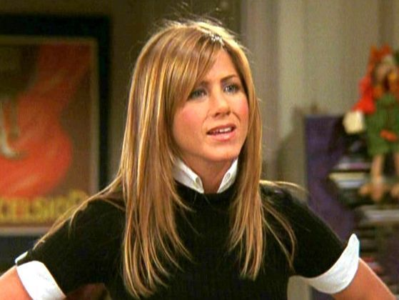 Can You Guess The Friends Season Based On Rachel S Hair Quiz
