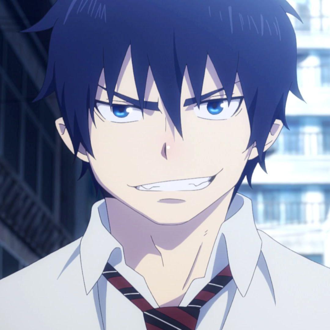 Rin Okumura Blue exorcist anime