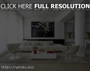 Find This Pin And More On Gambar Rumah Modern Living Room