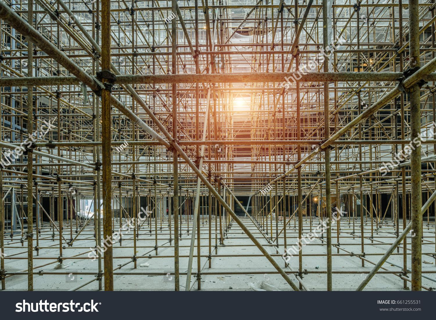 Image result for interior scaffold neverwhere Pinterest