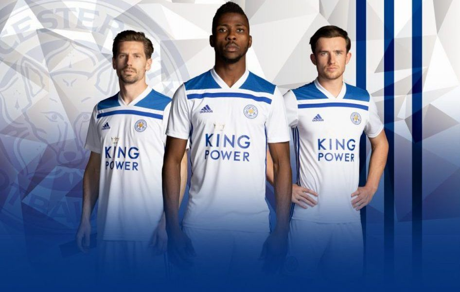 84ad02421 Leicester City 2018 19 adidas Third Kit