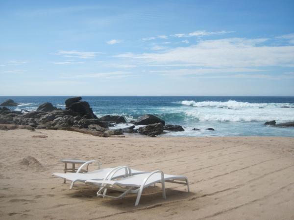 Esperanza Resort, Cabo San Lucas, Mexico.
