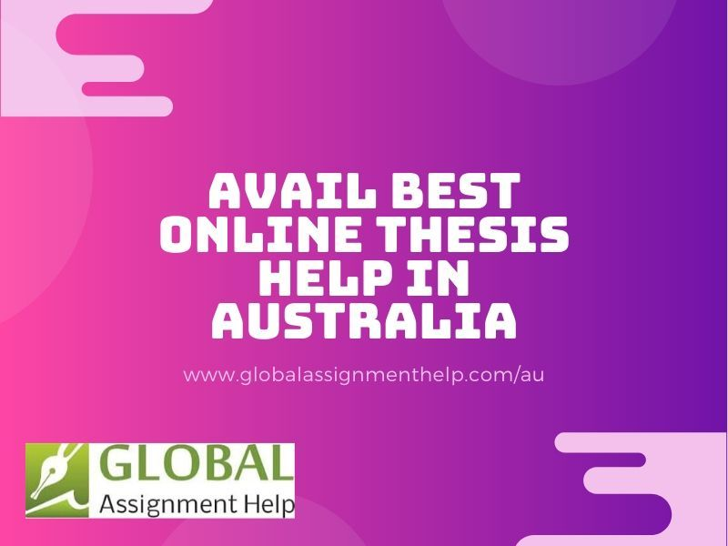 Phd by thesis in australia
