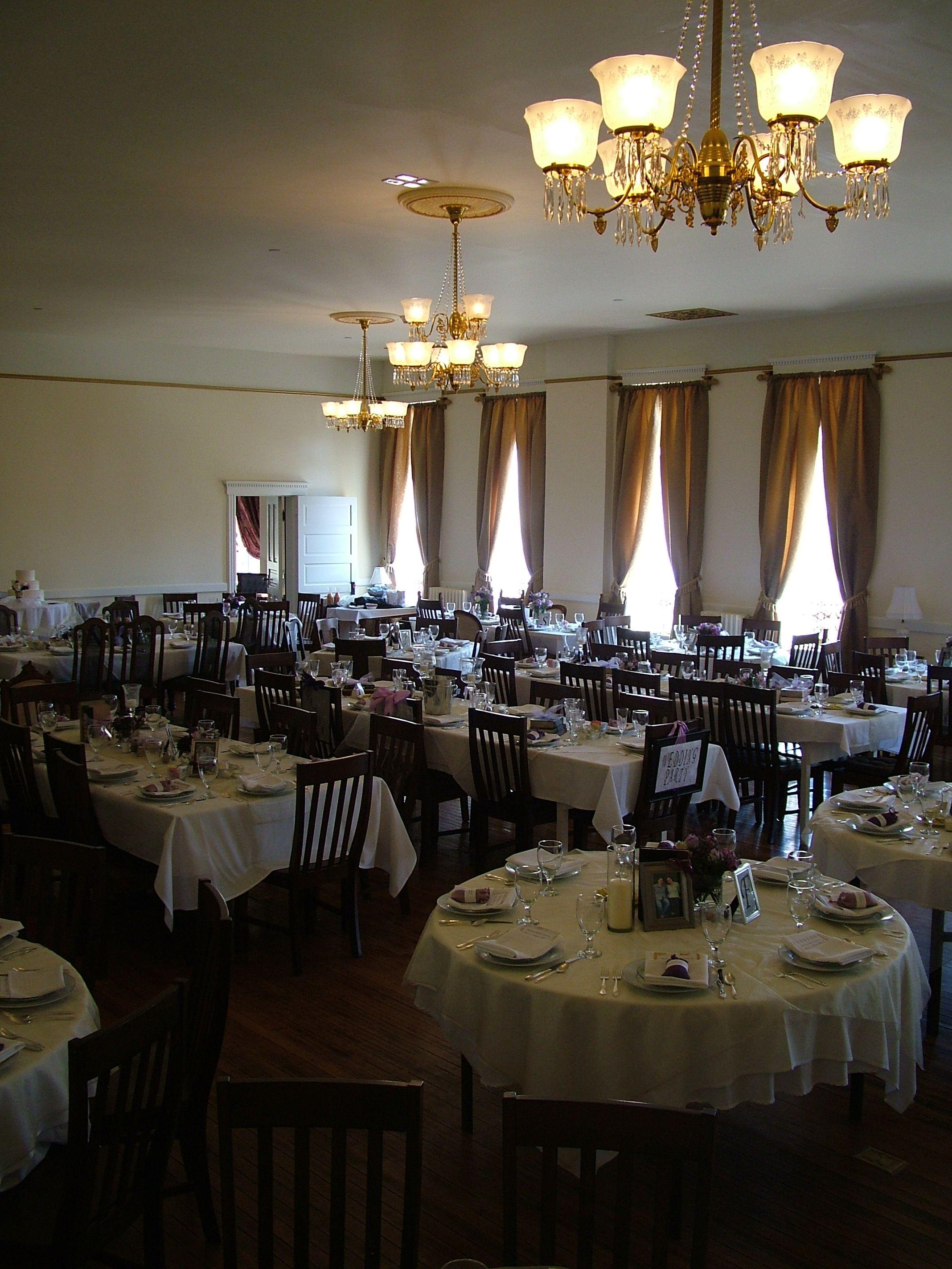 Martin Mason Hotel 1898 Ballroom 33 Deadwood St Sd 57732