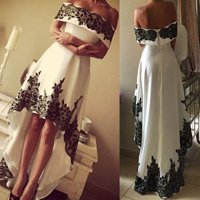 Sexy Prom Dress,Off Shoulder Prom Dresses,Long Prom Dresses | Kleider