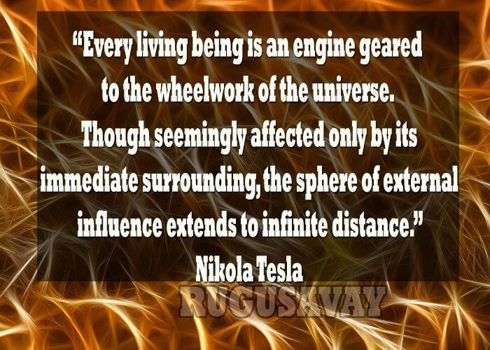 Nikola Tesla Quotes With Pictures Tesla quotes, Nikola