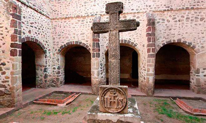 Pueblo Con Encanto Tradicion E Historia En Acolman Estado De