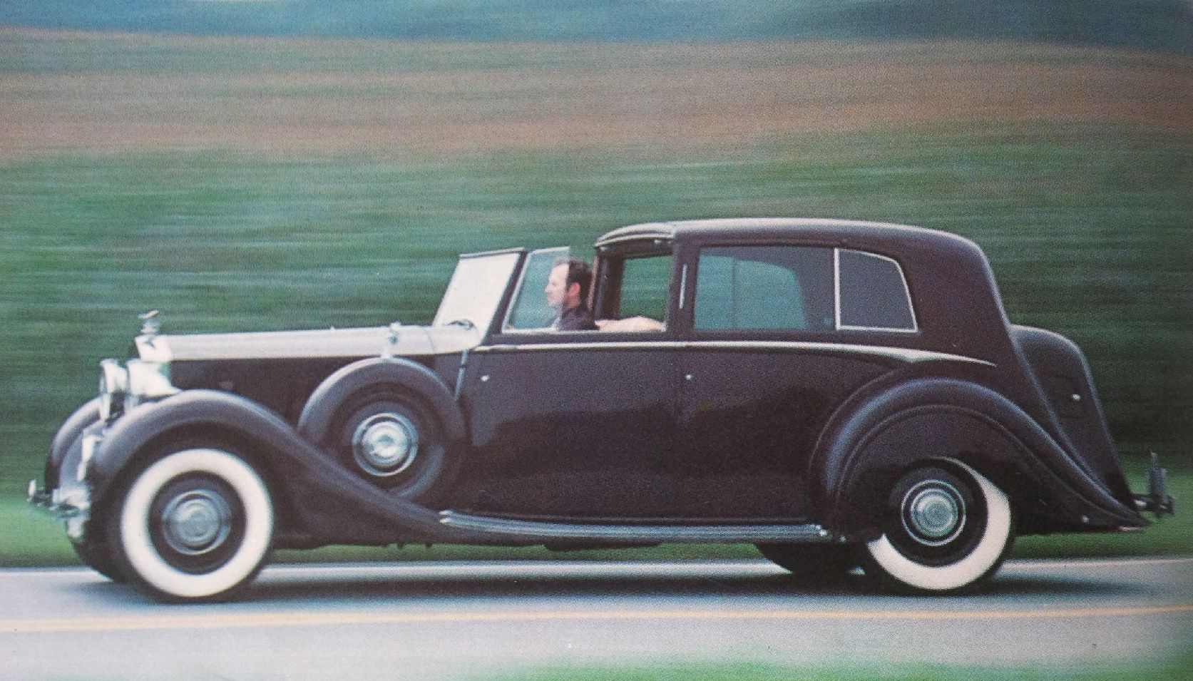 1939 Sedanca de Ville by H.J. Mulliner