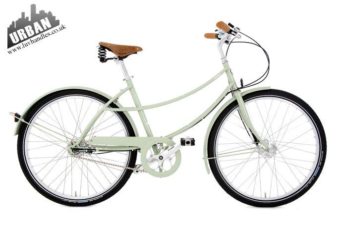 Pashley Is One Of A Few British Bicycle Brands At Www Luvhandles Co Uk Hybrid Bike Bicycle Stylish Bike