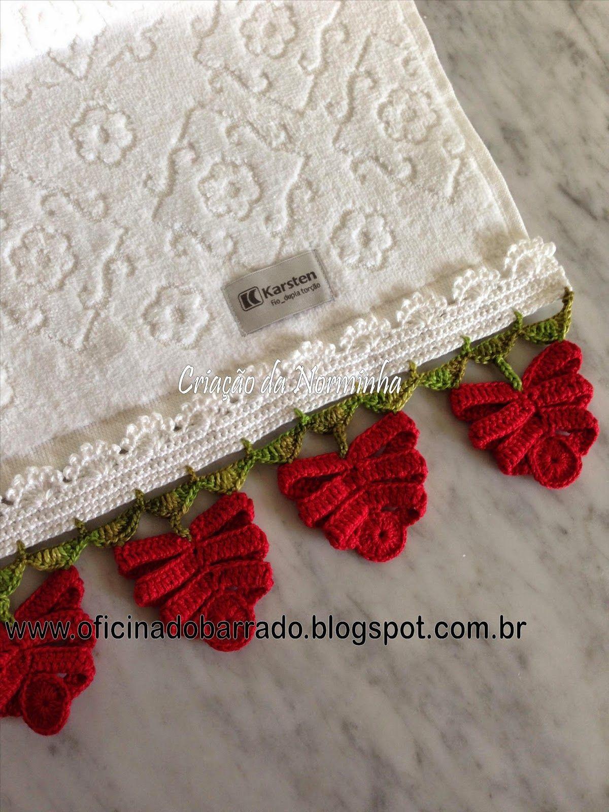 Croche Rosas Vermelhas Sensualidade Em Barrar Com