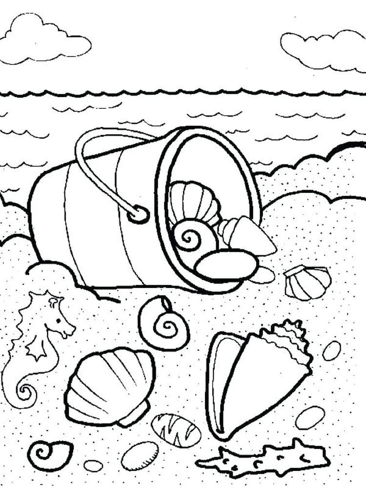 16++ Ocean coloring pages preschool ideas in 2021