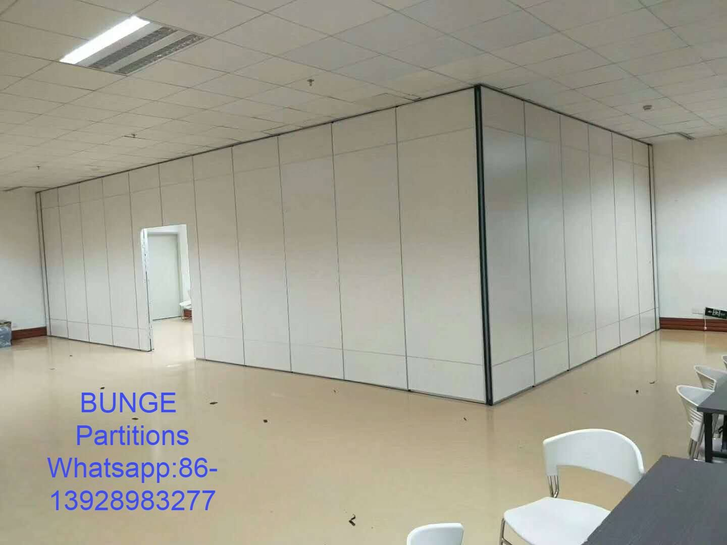 Bunge Movable Partition Walls Used In Training Room When You Do