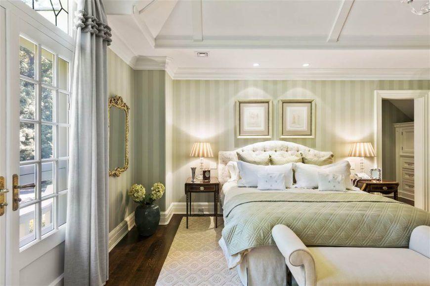 40 Green Master Bedroom (Photos) | Green master bedroom ...