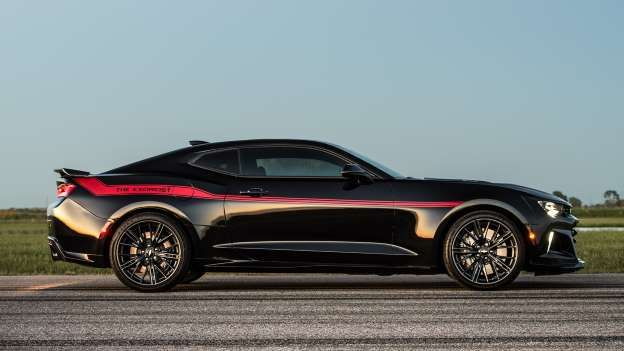 Hennessey S 1 000 Horsepower Camaro Exorcist Is Ready For The