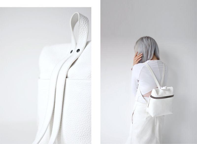 A C C E S S O R I E S / Mini Backpack For Essentials | Minis ...