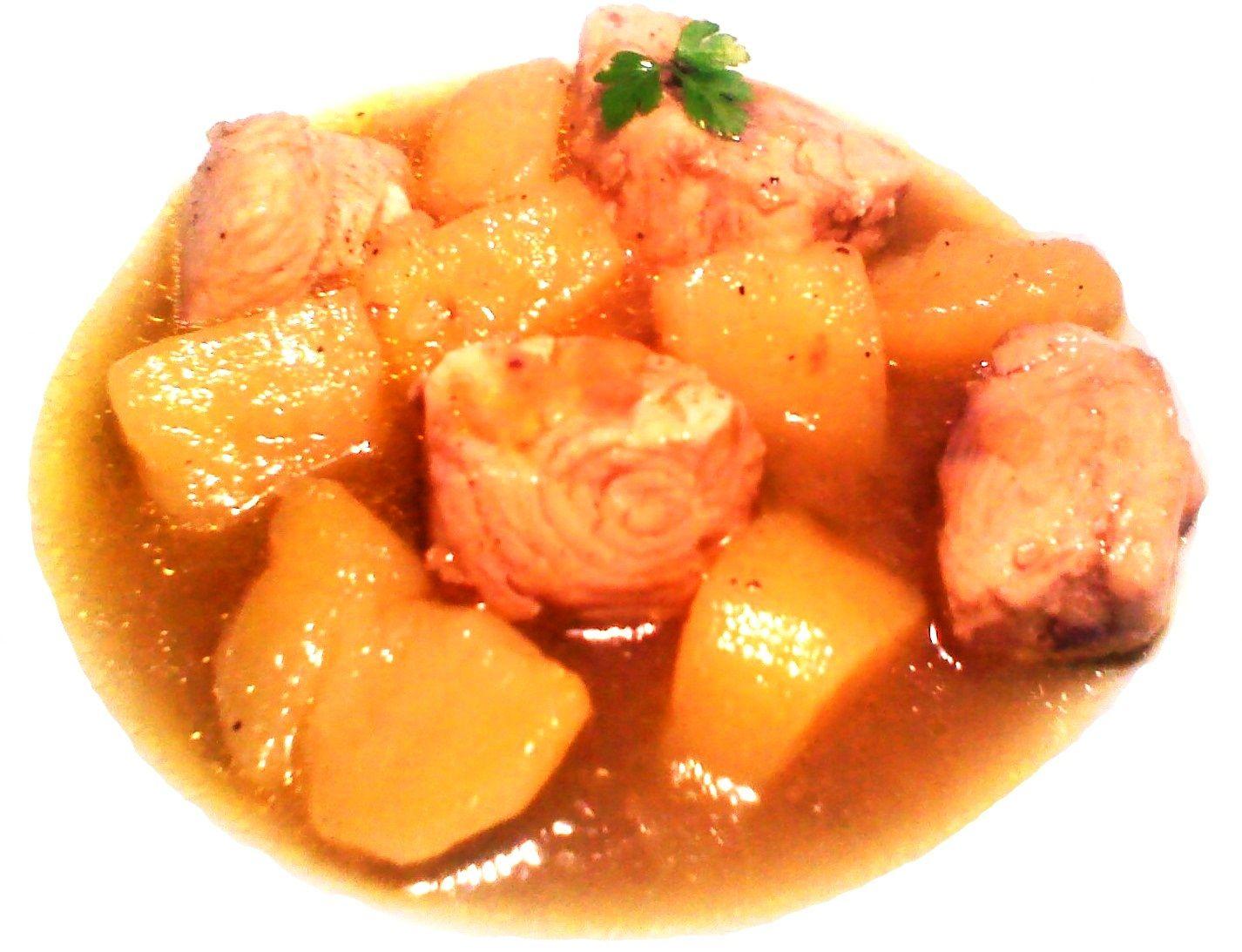 Cocinar Marrajo | Marrajo Con Patatas Recetas Varias Pinterest Hojas De Laurel
