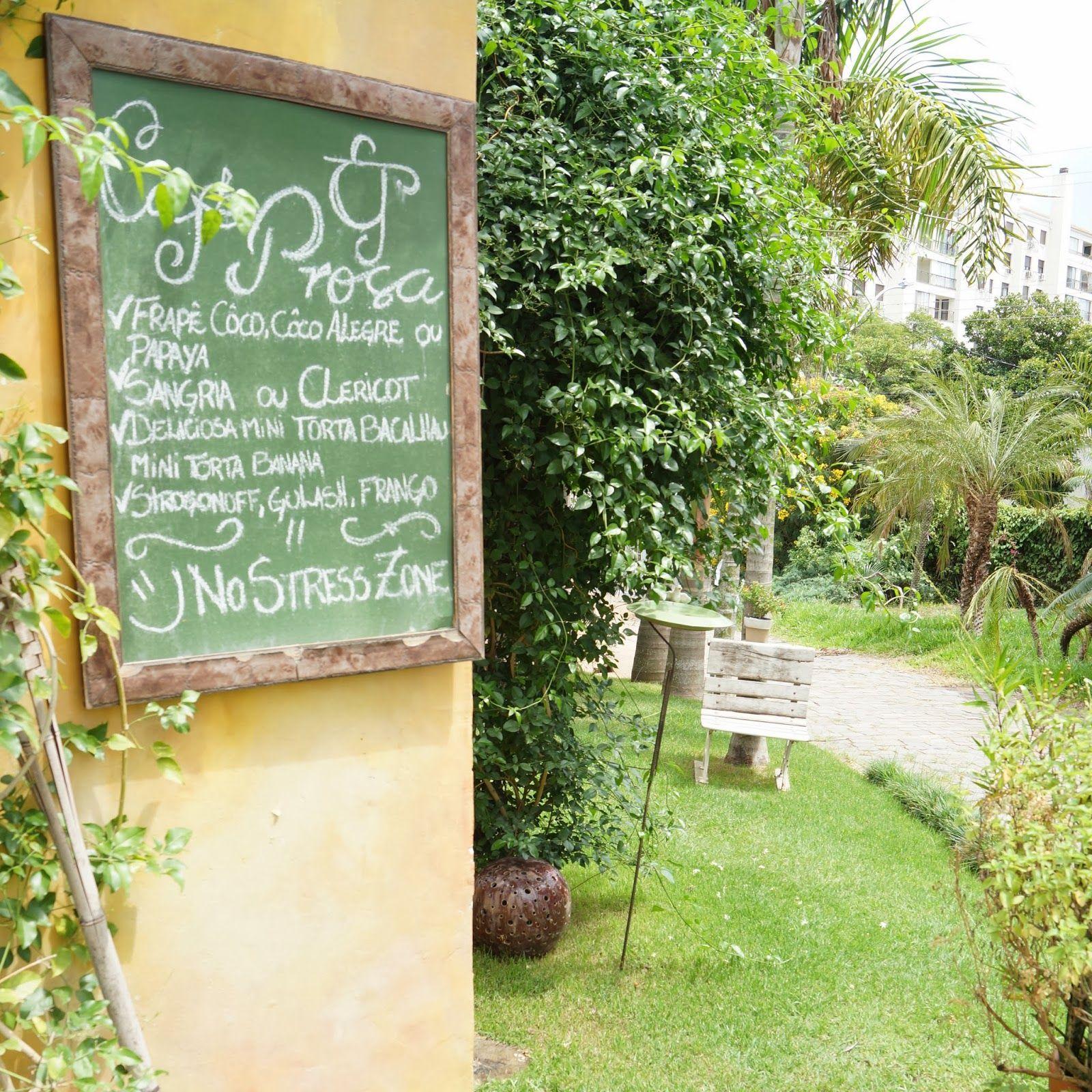 Café & Prosa. Porto Alegre. | Arq&Gastro