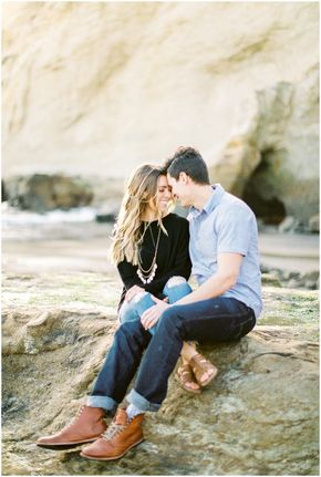 Engagement Photos On The Oregon Coast 25 Engagements Pictures