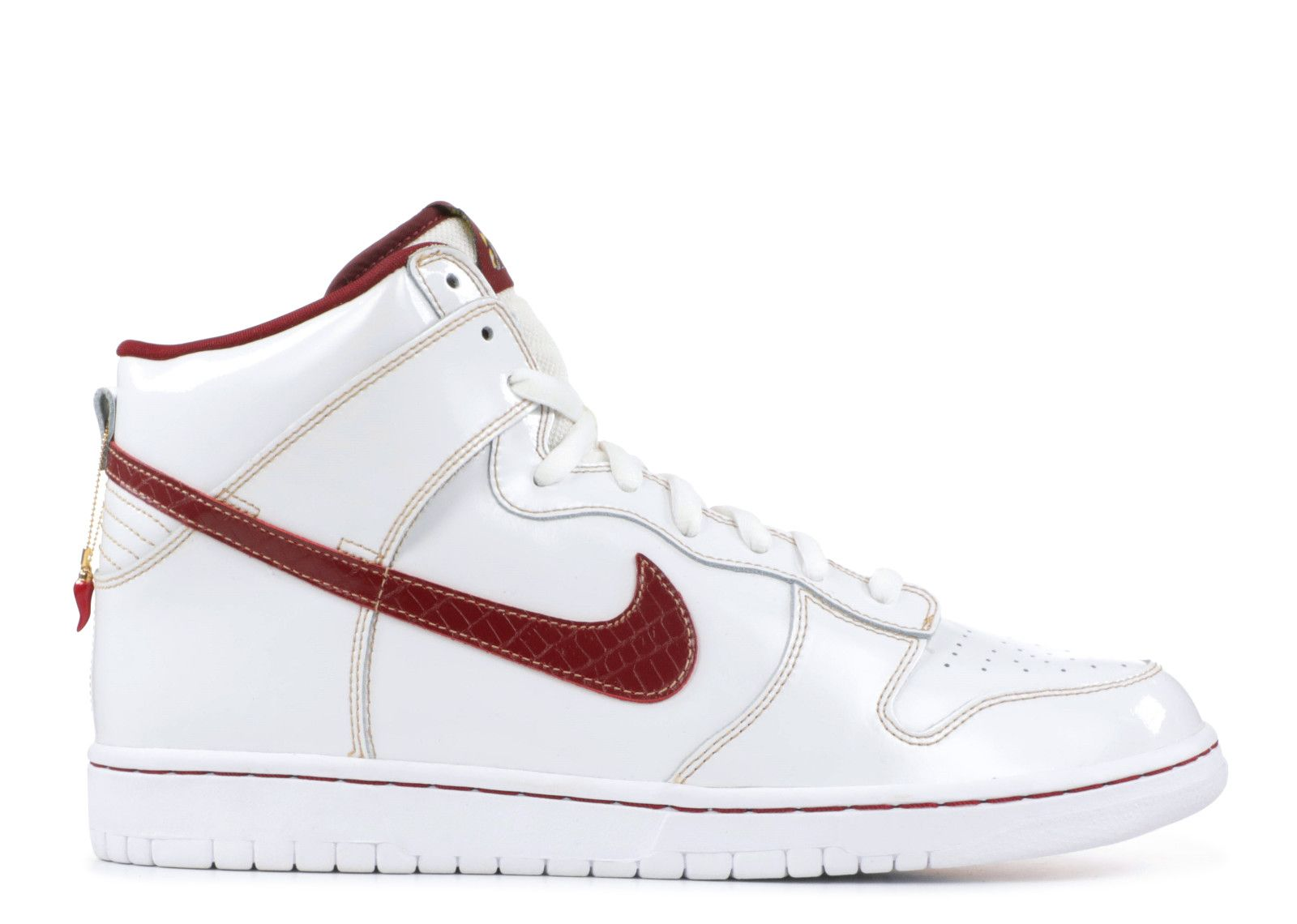 NIKE DUNK SB rosso