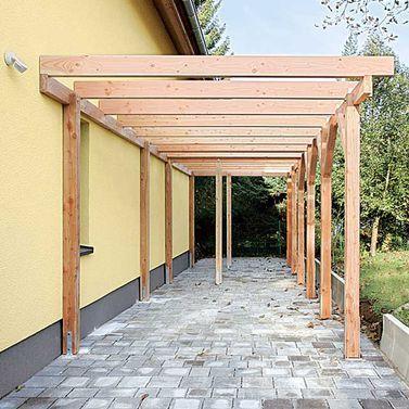 Carport Mit Gerateraum Selbst De Pergola Design Diy Pergola Pergola Schatten