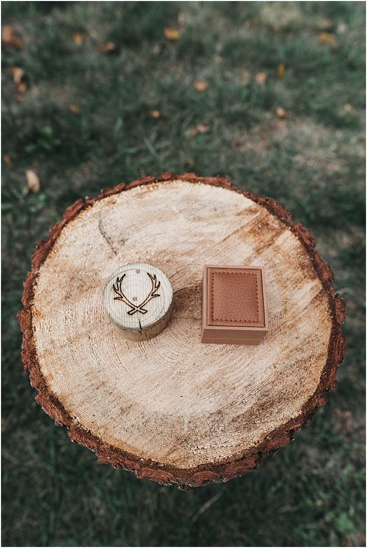 Rad rustic ring boxes itu0027s all in