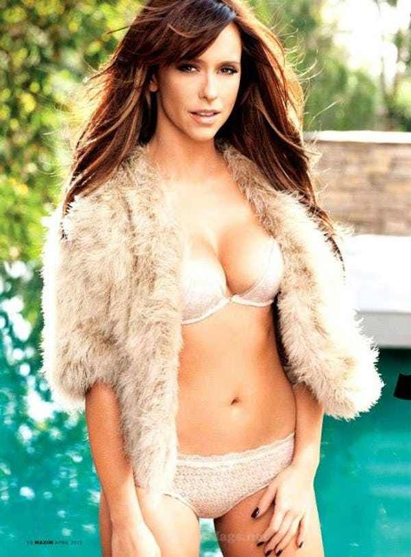 Jennifer Love Hewitt Dares You... is listed (or ranked) 3 ...