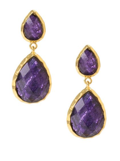 Sag Harbor Earrings by Amrita Singh on Gilt