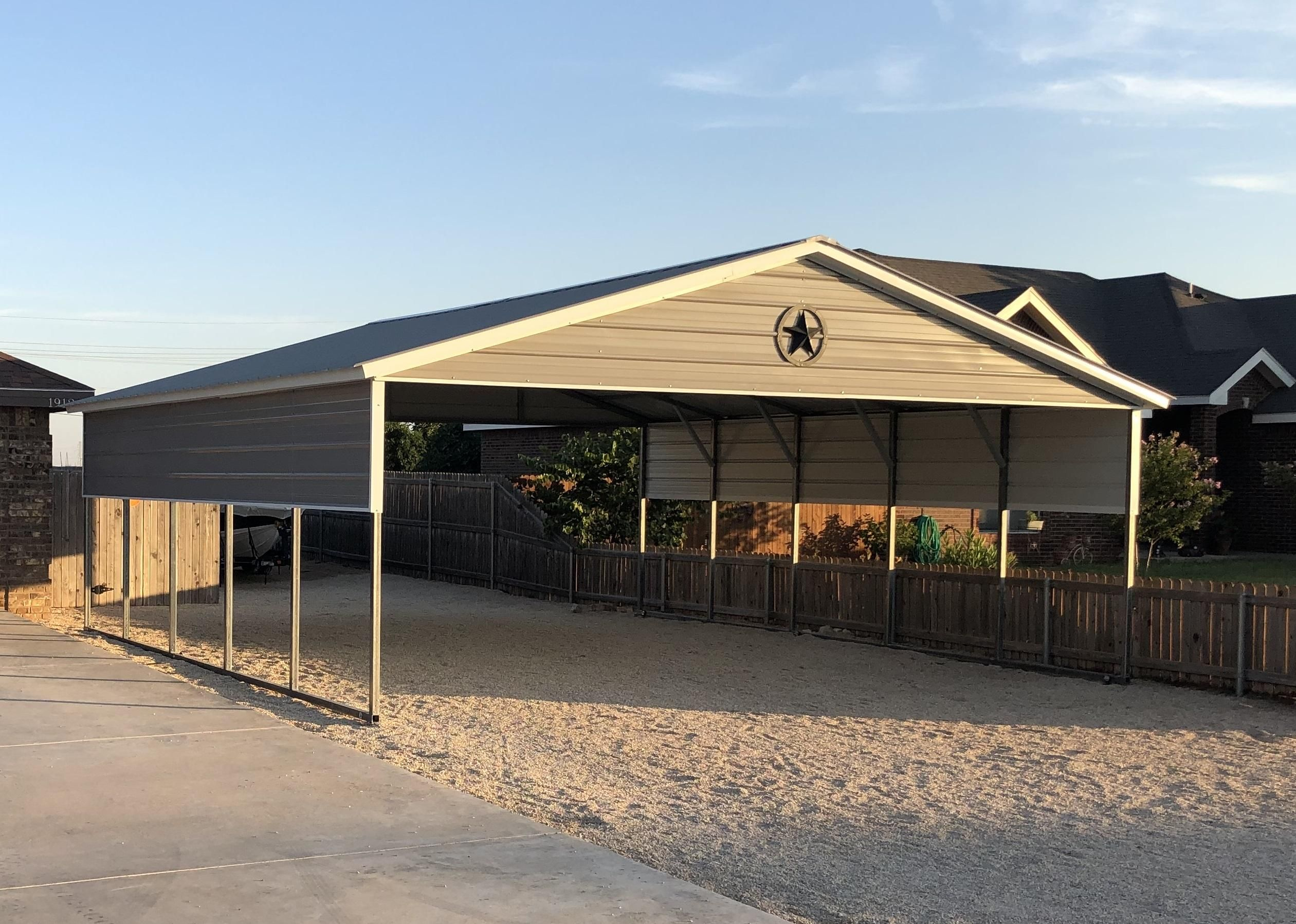 How To Use Metal Carport and Garages Creatively Metal
