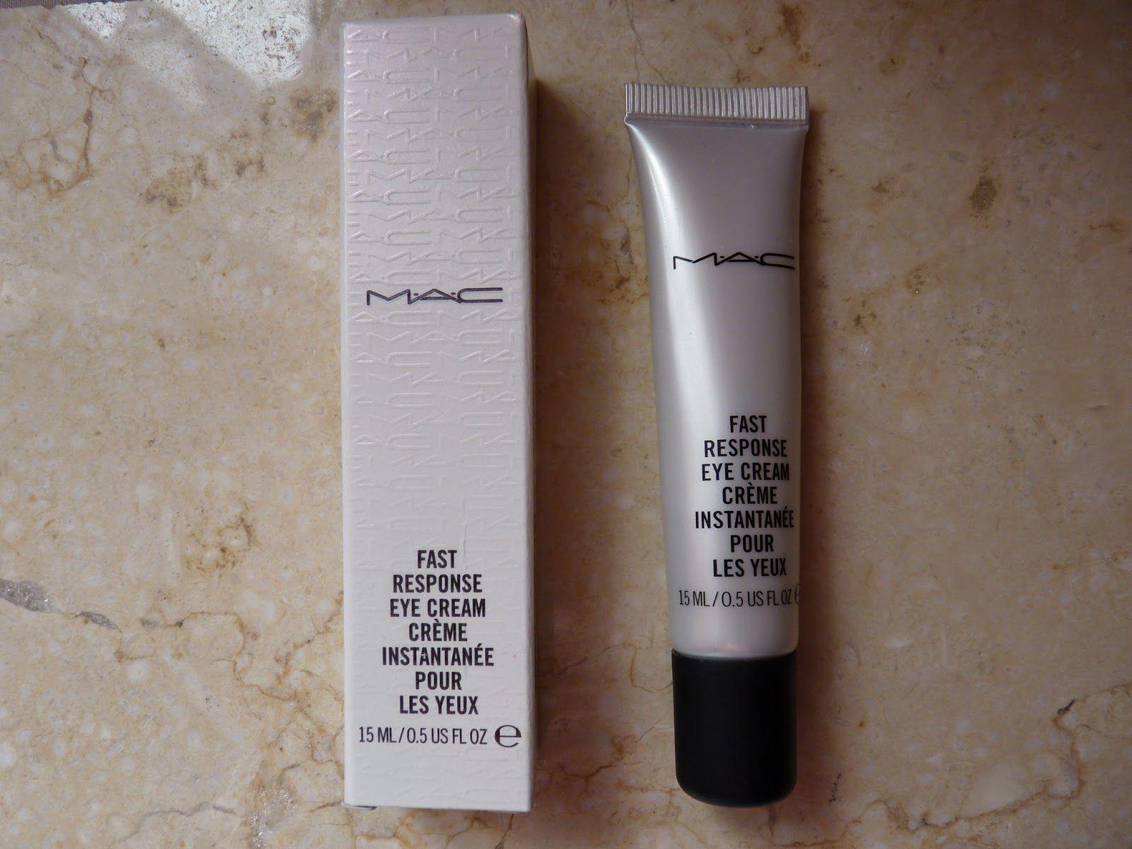MAC Fast Response Eye Cream krem pielęgnujący okolicę