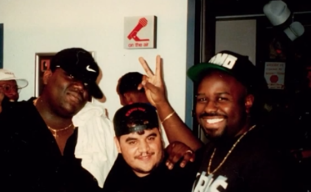 Diggin' In Da Den: Notorious B.I.G. & Craig Mack 1994 Funk Flex Interview & Freestyle