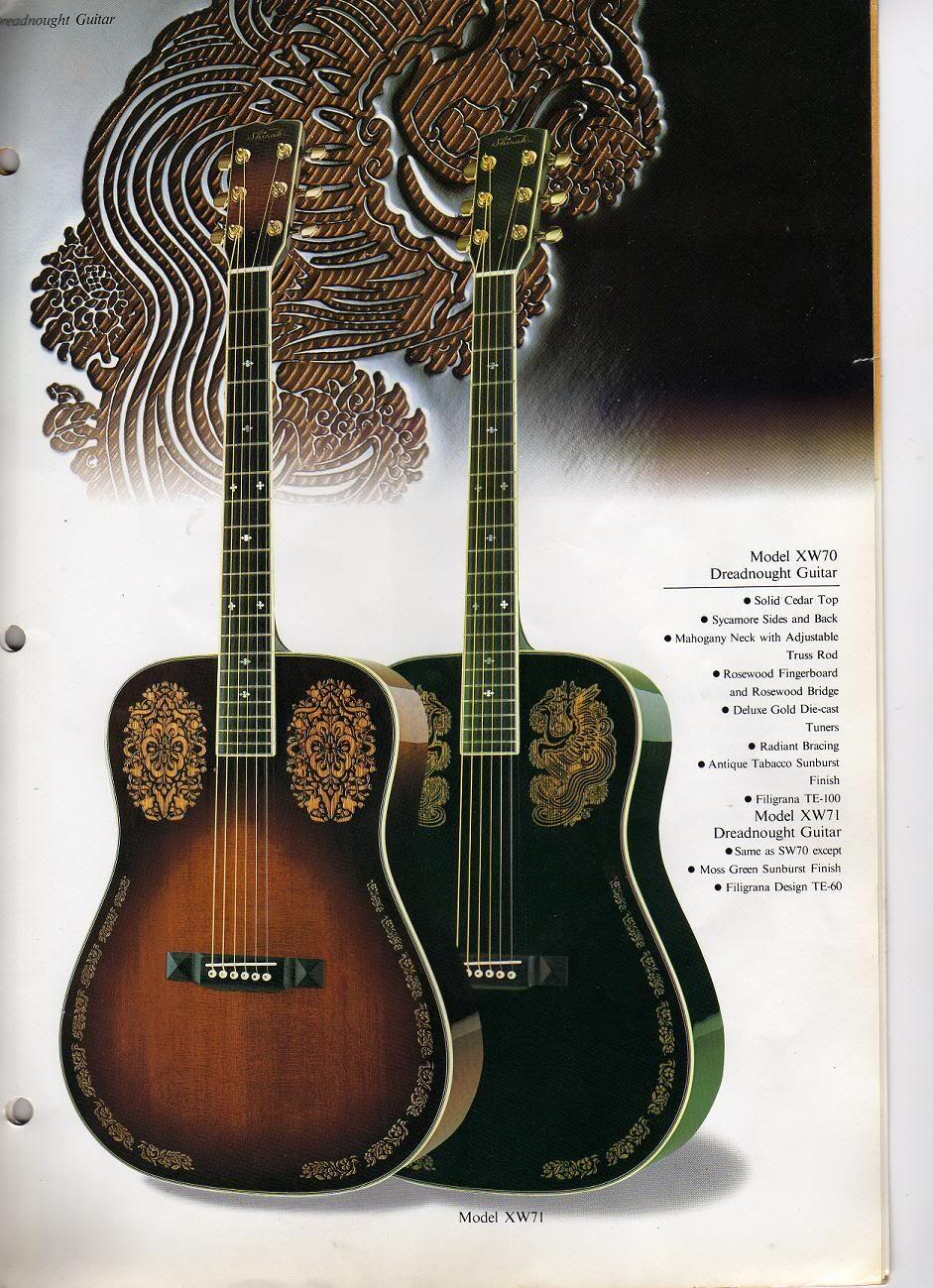 Shiraki XW71 - I own one of these.