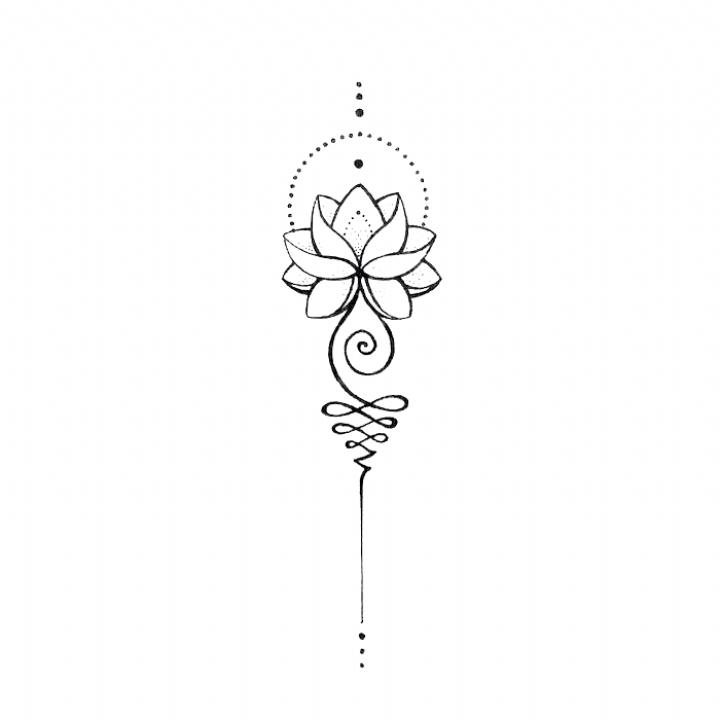 45+ Tatouage de bouddha sur fleur de lotus ideas in 2021
