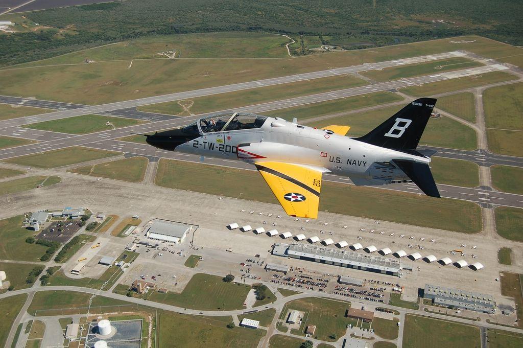 T45 Goshawk Trainer Aircraft Fighter Aircraft
