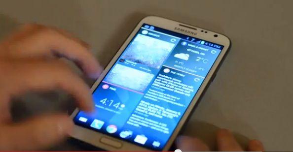 El launcher Chameleon ya se deja ver en los teléfonos, aquí el vídeo de prueba