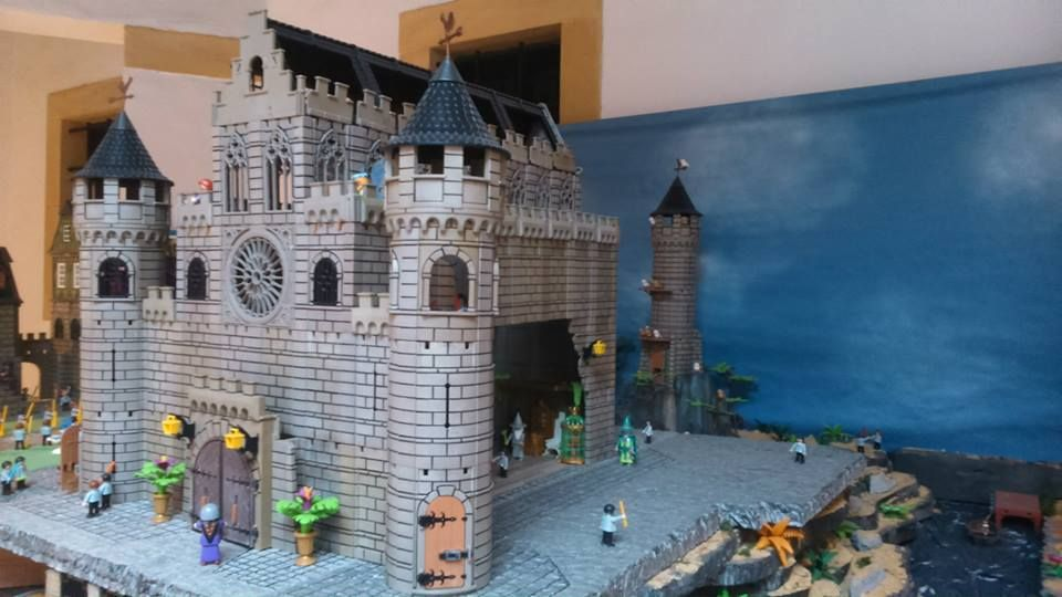 Harry Potter Castillo Playmobil Playmobil Juguetes De Playmobil