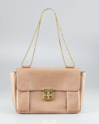 d8783b57d19bc ShopStyle: Chloe Elsie Shoulder Bag, Large | Handbags | Large bags ...